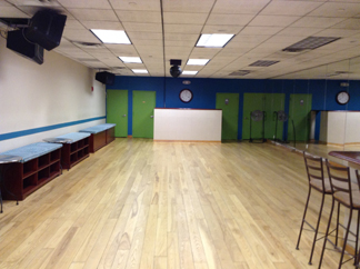 NY Dance Studio Rental Space NYC for Auditions & Rehearsals in Manhattan - You Should Be Dancing...! Party Room
