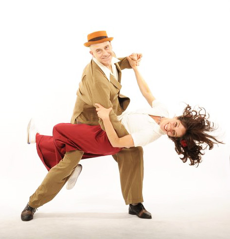 Swing dance lessons and classes NYC at Dance Manhattan and You Should Be Dancing...! studios NYC.