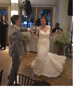 Dance Lessons for Wedding Couples--Wedding First Dance Lessons NYC: Private or Group Lessons for Wedding Couple's First Dance at You Should Be Dancing Studios NYC or Your Location